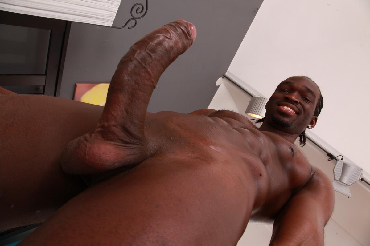 Black gay cum