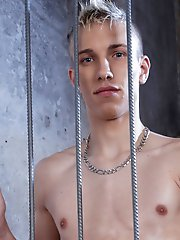Uniforms: Prison-boy takes every raw inch that his buff guard has to offer!